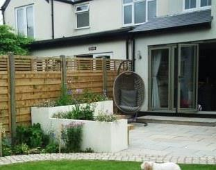 10 top tips on linking your new extension and your old garden