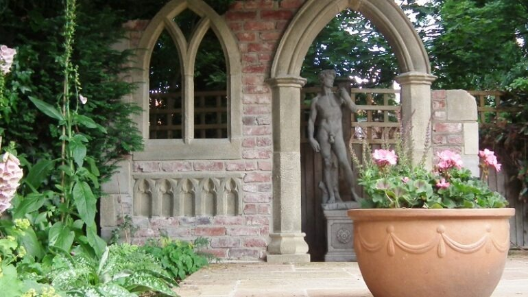 Five reasons why you should have a focal point in your garden