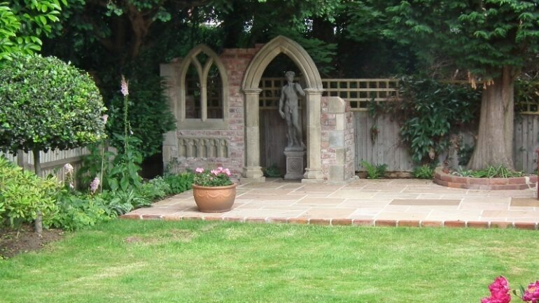 A bit of folly Holley Designs Professional Garden Design and