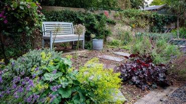 A Secret Garden Within a Garden